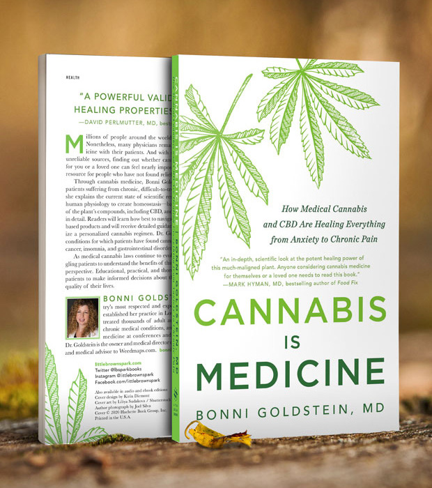 Cannabis Is Medicine - Bonni Goldstein, MD